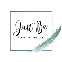 Massagepraktijk Just Be – by Linda Logo